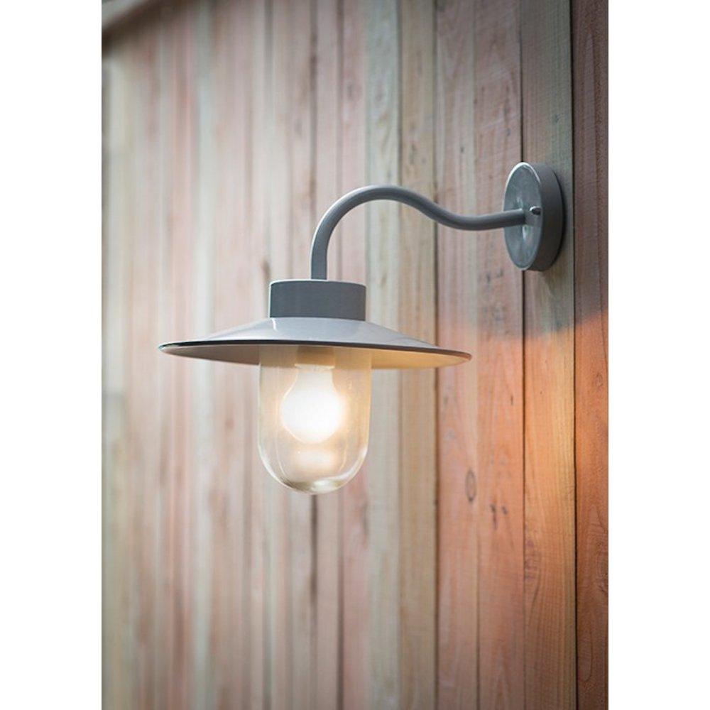 Garden Trading Kitchen Bin Garden Trading St Ives Swan Neck Light Flint Black By Design