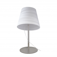 Scraplights Classic White Series - Tilt Table Lamp