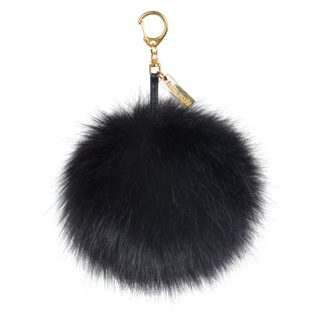 Helen Moore Faux Fur Pom Pom Keyring  32898eff2