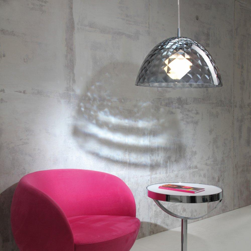 Koziol Hanglamp Stella M.Koziol Anthracite Stella Hanging Lamp