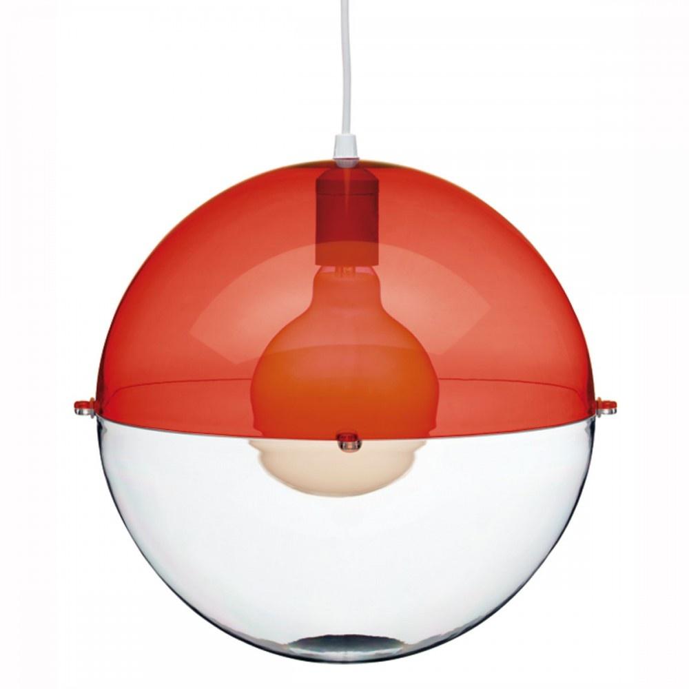 Koziol Hanglamp Orion.Koziol Orion Pendant Lamp Red