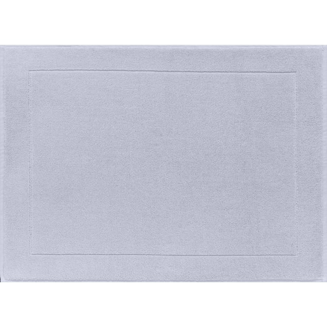 Le Jacquard Français Caresse Cotton Bath Mat - Cloud Grey
