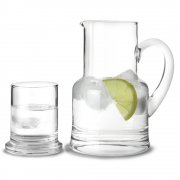 Bar Carafe and Tumbler