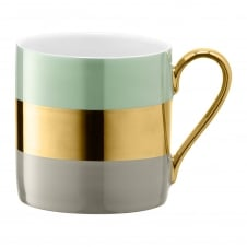 Bangle Porcelain Mug - Melon