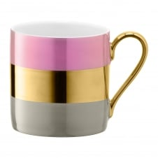 Bangle Porcelain Mug - Rose