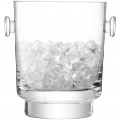 City Bar Glass Ice Bucket