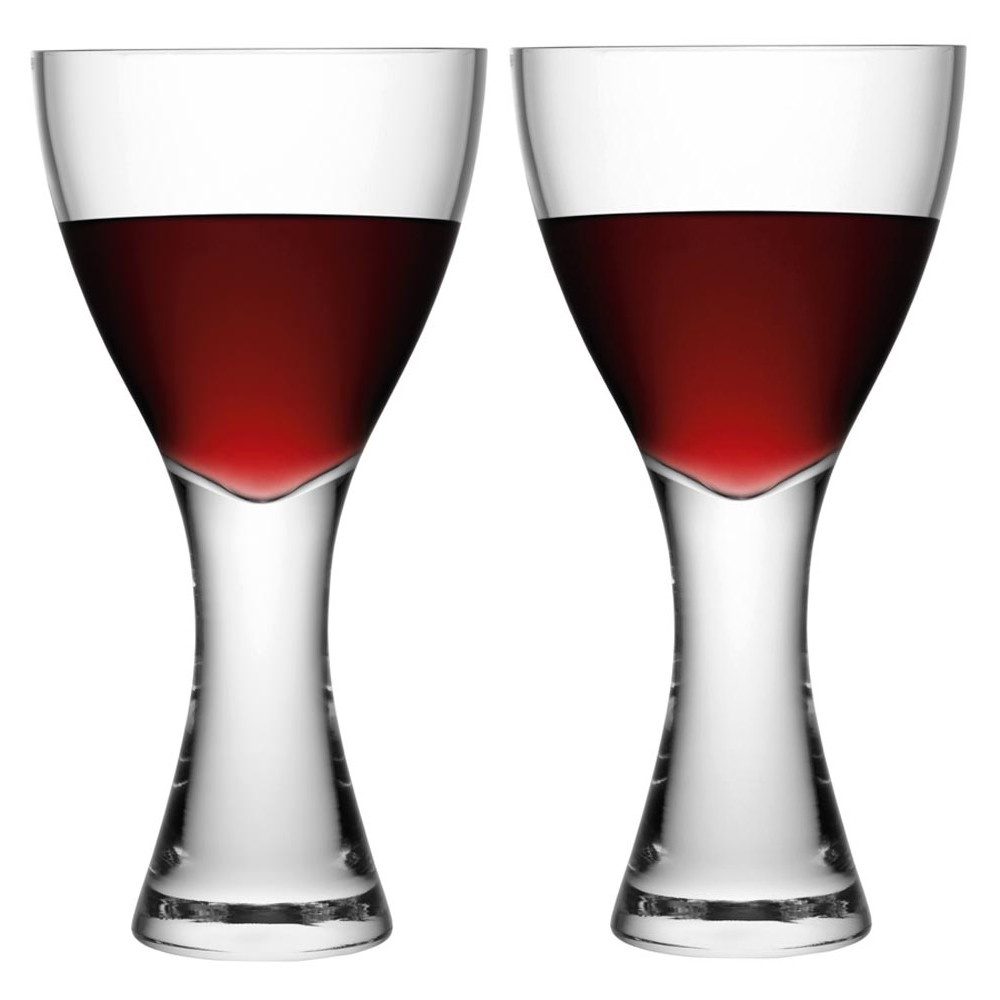 Elina Wine Glasses 470ml   Set Of 2