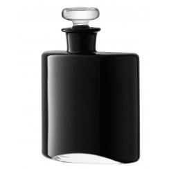 Flask Decanter 0.35L - Black