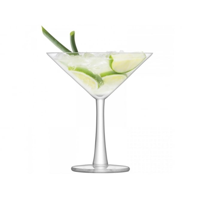 LSA International Gin Cocktail Glasses 220ml - Set of 2