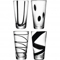 Jazz Highballs - Set of 4