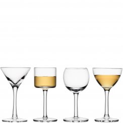 Lulu Liqueur Glasses - Set of 4