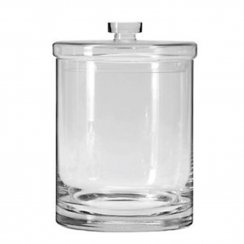 Maxi Container & Lid - 22cm Clear