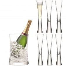 Moya Champagne Serving Set