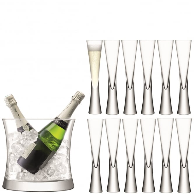 LSA International Moya Grand Champagne Serving Set