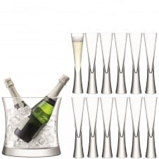 Moya Grand Champagne Serving Set