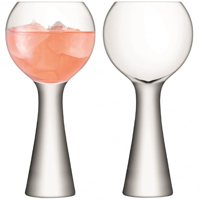 LSA International Moya Wine Balloon Glasses - Set of 2