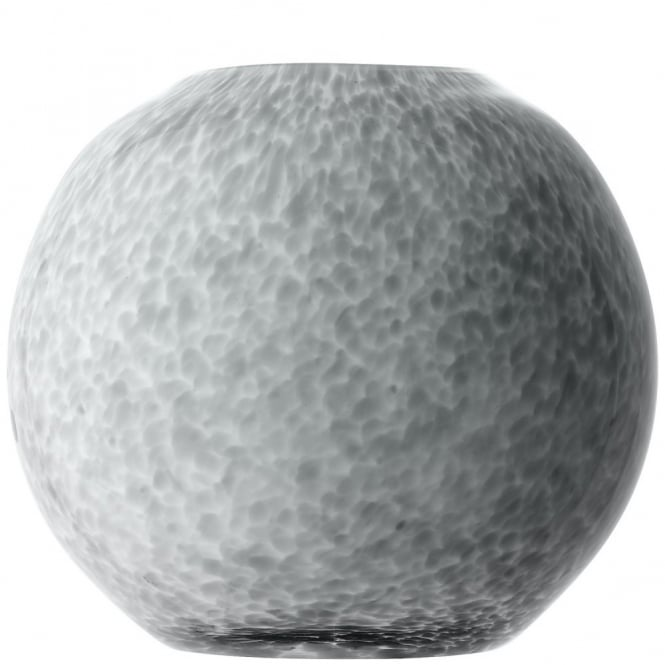 LSA International Tweed Spherical Vase Height 20cm