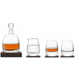 Whisky Islay Set - Decanter, Water Jug & Tumblers