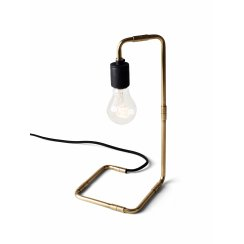 Reade Table Lamp - Brass
