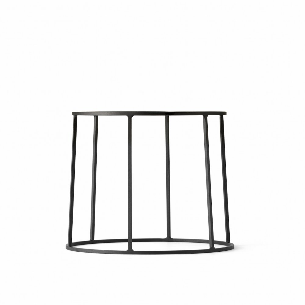 Menu Wire Stand & Plant Pot Black Small