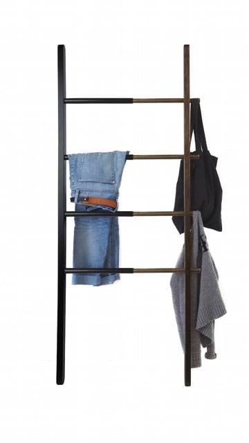 Umbra Hub Ladder - Black/Walnut