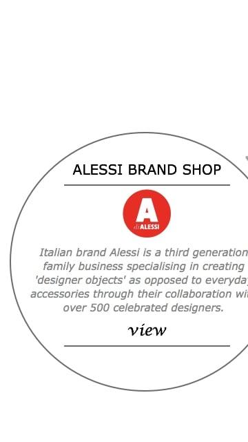Alessi Brand Shop