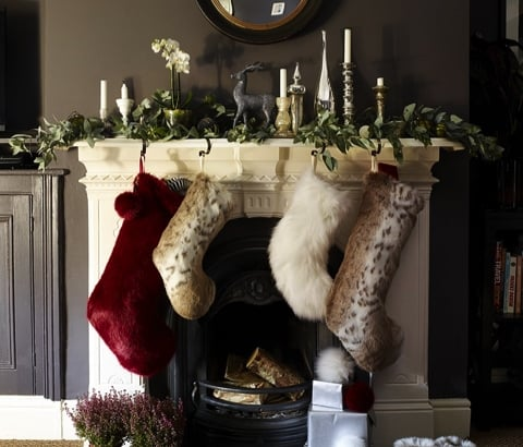 Helen Moore Christmas Stockings
