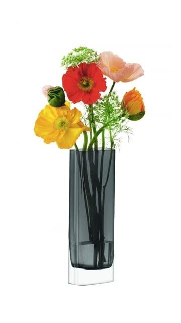 LSA Modular Vase - Slate Grey - 30cm