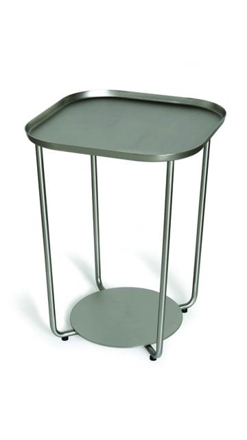 Umbra Annex Side Table - Nickel