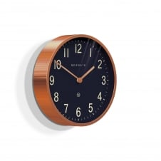 Master Edwards Wall Clock - Radial Copper - 30cm