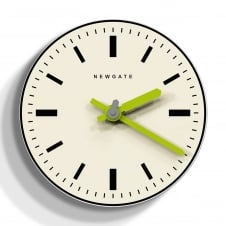 The Timepill II Wall Clock - Black