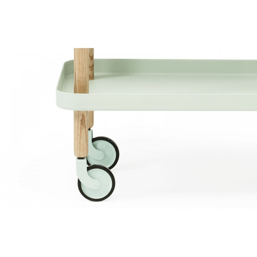 normann copenhagen block table small furniture normann. Black Bedroom Furniture Sets. Home Design Ideas