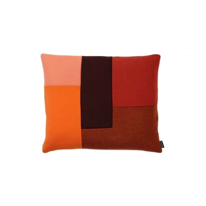 Normann Copenhagen Brick Cushion - Orange