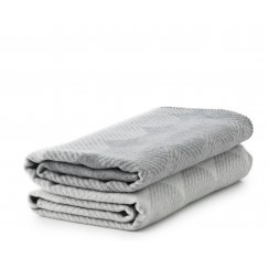 Ekko Throw Blanket - Smoke/Grey