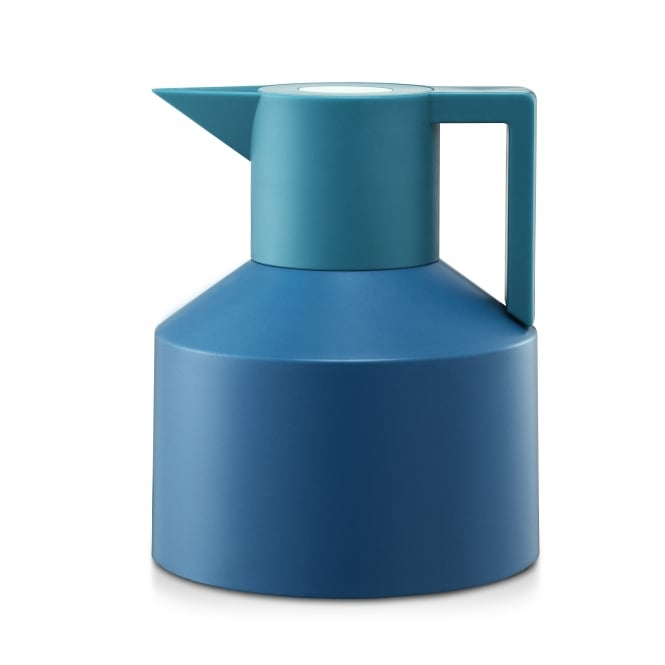 Normann Copenhagen Geo Thermos Flask - Turquoise