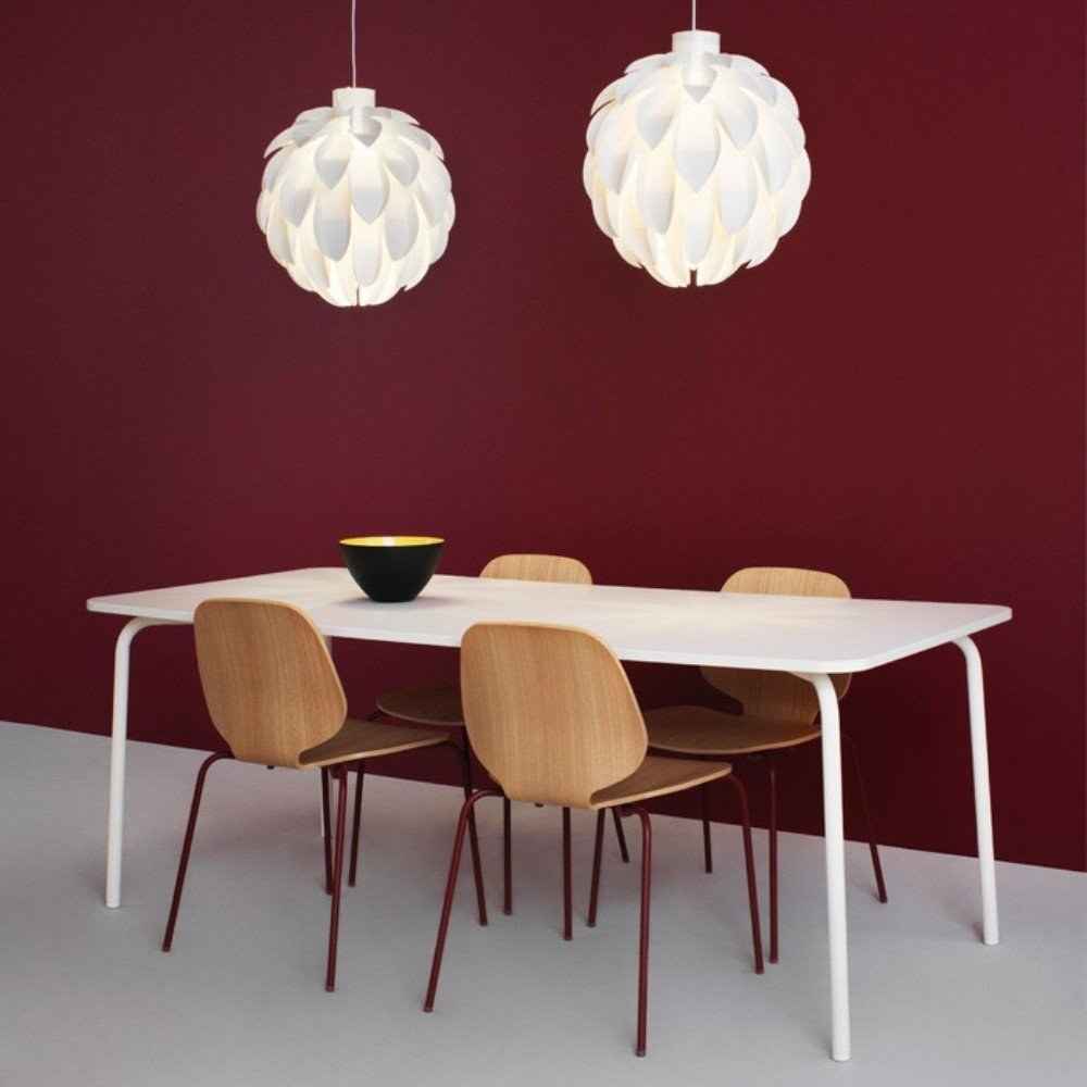 normann copenhagen norm 12 pendant light from black by. Black Bedroom Furniture Sets. Home Design Ideas