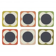 Coasters Set - Flower Spot - Set of 6