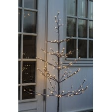 Alex LED Light Tree - Snowy White - 120cm