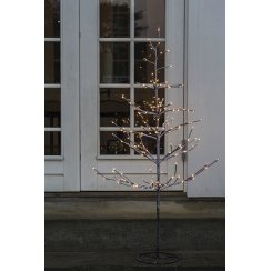 Alex LED Light Tree - Snowy White - 90cm