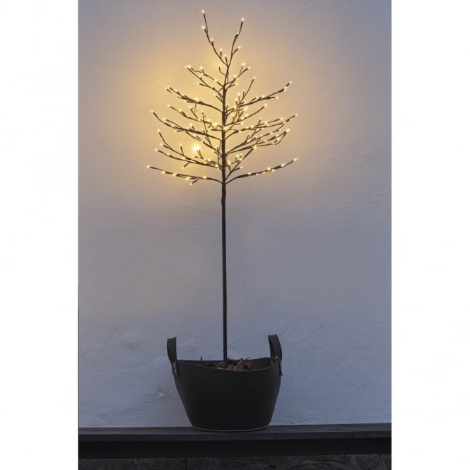 Sirius Noah LED Light Tree - Black - 180cm