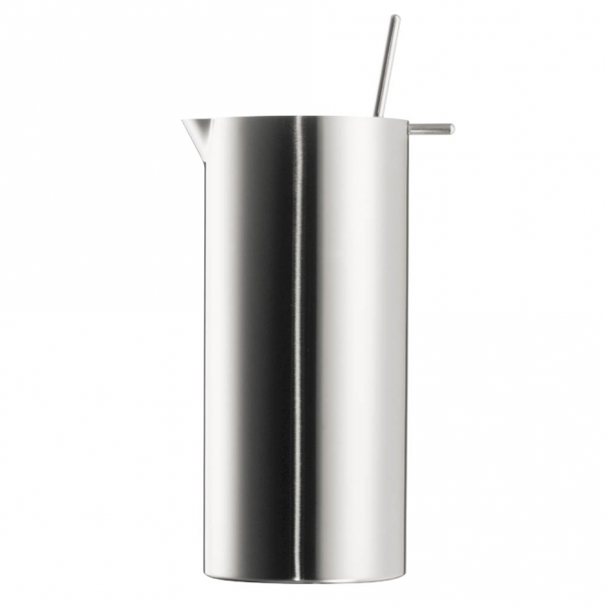 Stelton AJ Martini Mixer with Mixer Spoon - 1L