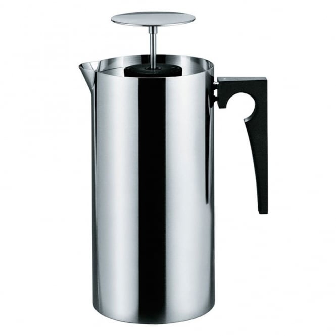 Stelton Cylinda-Line AJ Press Coffee Maker 8 Cups