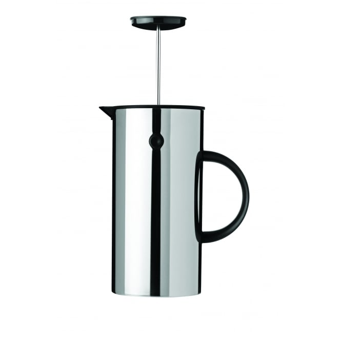 Stelton EM77 Press Coffee Maker - Stainless Steel