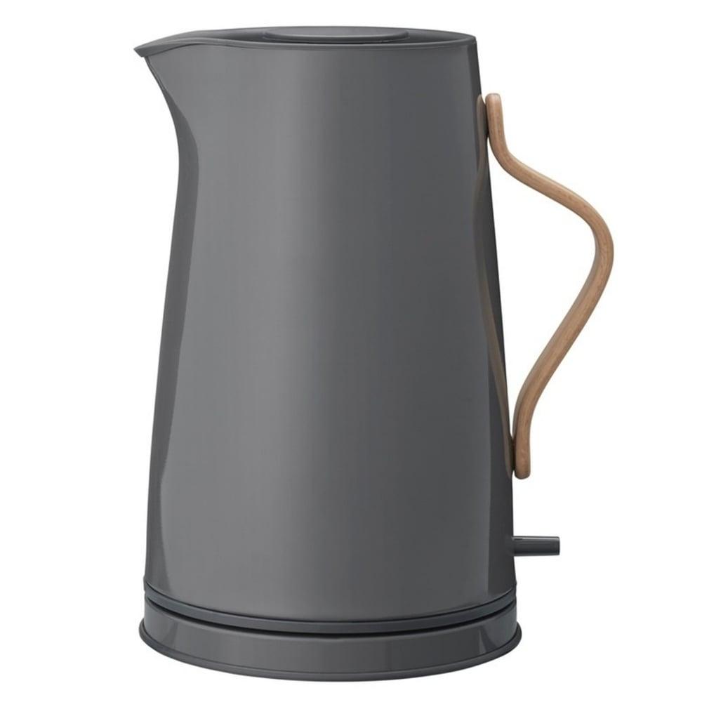stelton emma uk kettle grey kitchen dining black by design. Black Bedroom Furniture Sets. Home Design Ideas