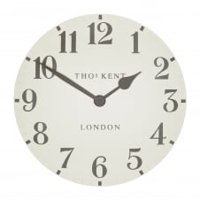Arabic Wall Clock - Double Cream