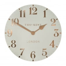 Arabic Wall Clock - Flint Grey