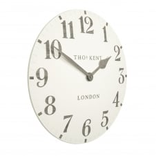 Arabic Wall Clock - Limestone