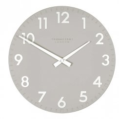Camden Wall Clock - Smoke