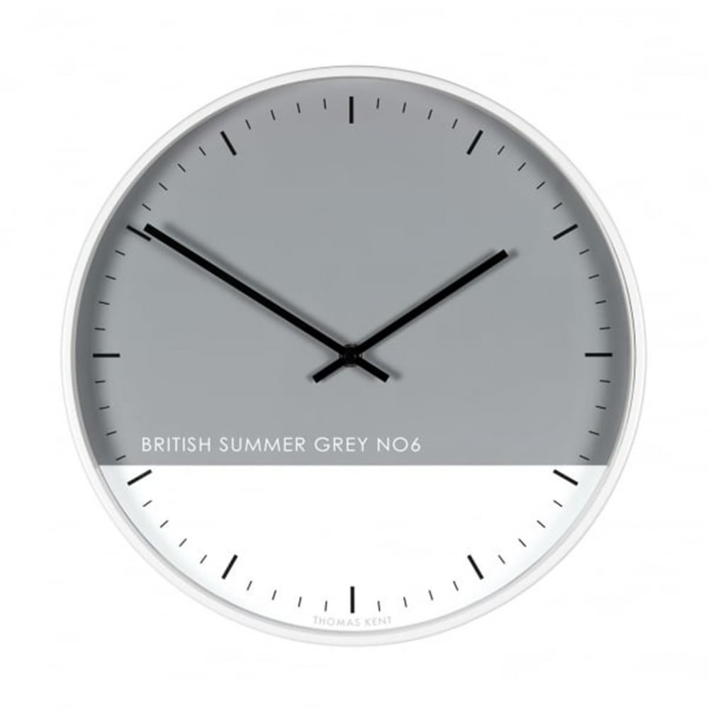 Eden Contemporary Wall Clock