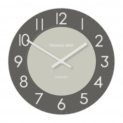 "Townhouse Clock - 20"" - Graphite"